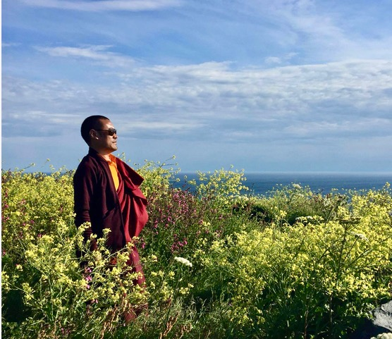 Yoga tibétain Tsa Lung avec Lodoe RInpoche