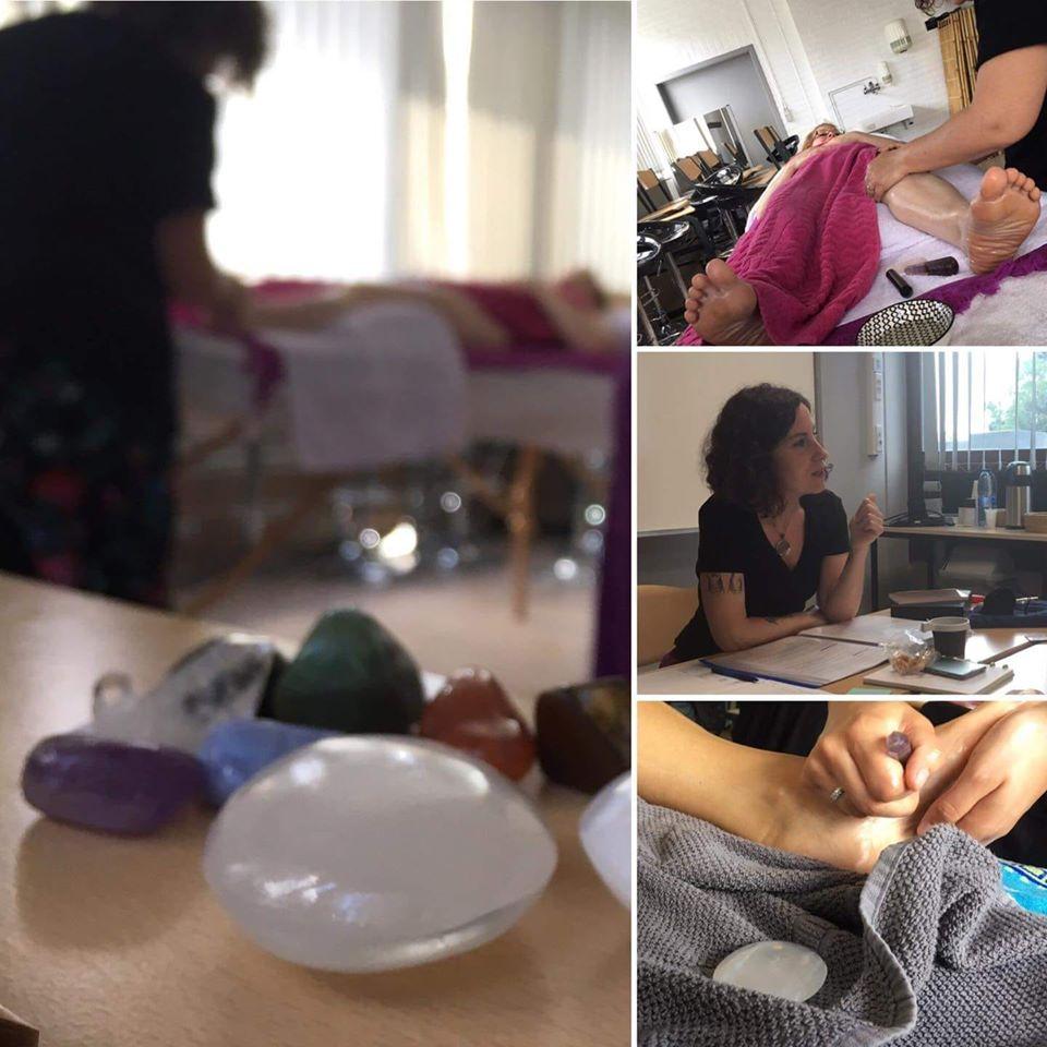 Formation Massage aux Cristaux