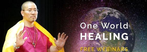 Free One World Healing Webinar by Sri Avinash