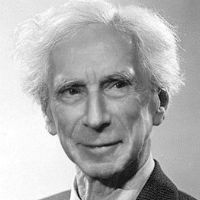 Le philosophe Bertrand Russel