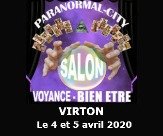 Salon Paranormal City 2020 de Virton