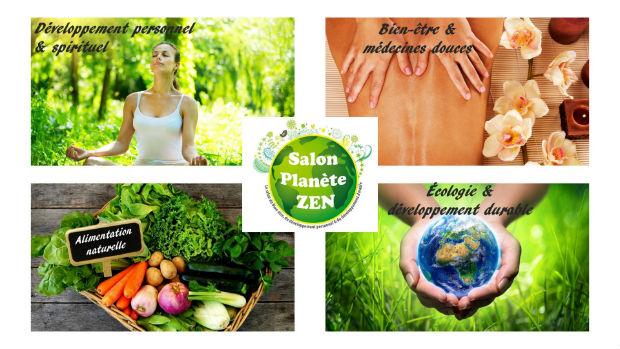 Salon Planète Zen 11ème édition de Liège