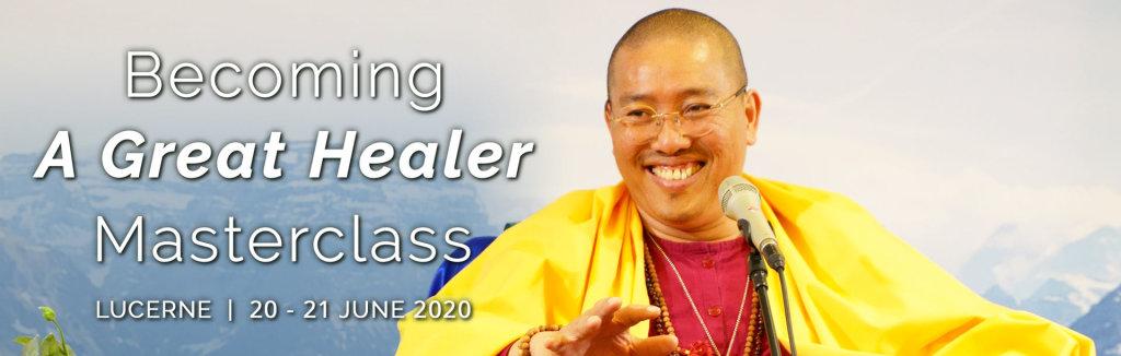 Becoming a Great Healer Masterclass June 2020