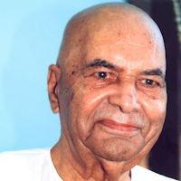 Maître Advaita Sri Harilal Poonja mieux connu sous le nom de Sri Papaji