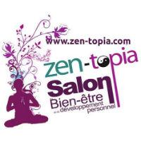 Zen-topia Salon du Bien-être à Bastogne @ Centre Sportif Bastogne   Bastogne   Wallonie   Belgium
