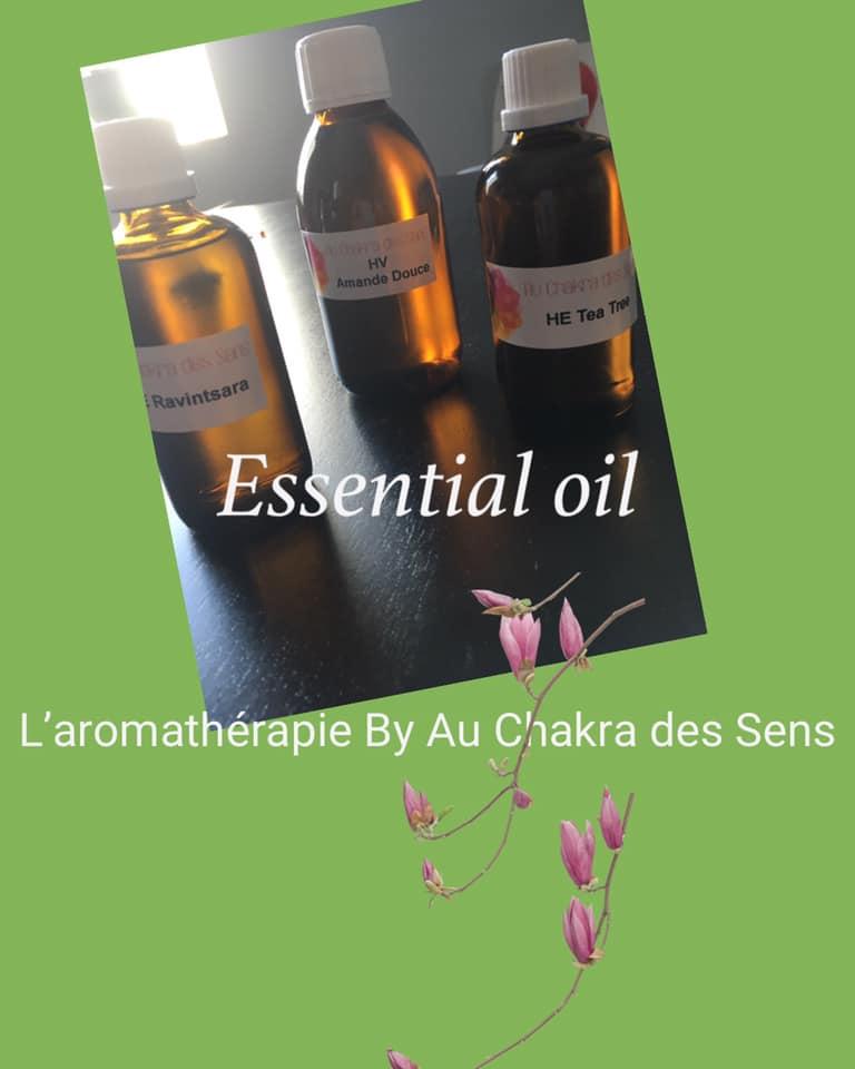 Atelier à la découvertes des huiles essentielles