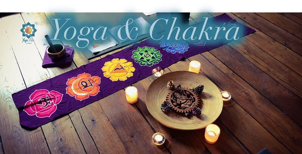 Atelier découverte des Chakras à travers la pratique du yoga