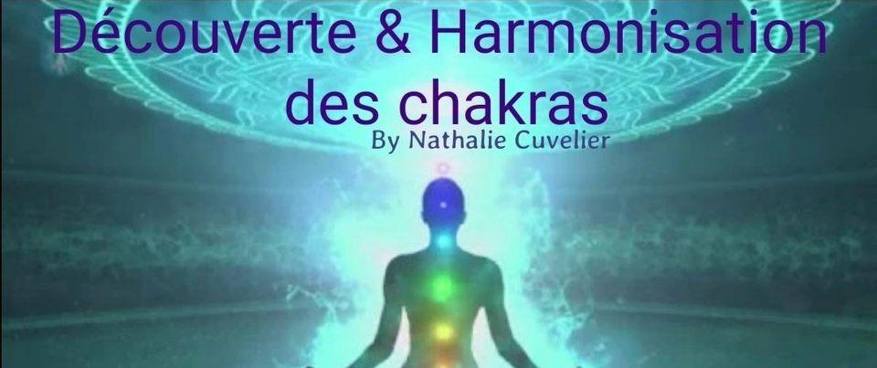 Atelier en ligne Chakr'harmonie 6