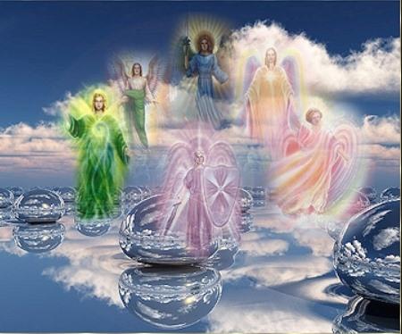 Atelier Les Archanges et les Anges