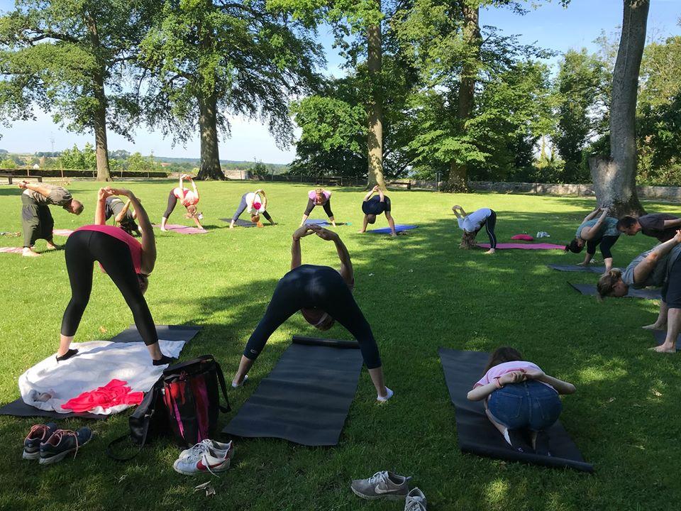 Atelier Yoga Samedi matin à 6534 Gozée