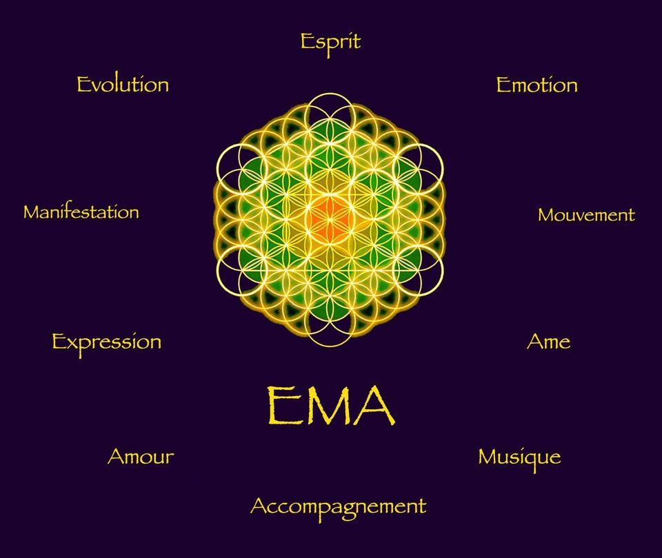 Ateliers EMA – Développement personnel à travers la musique, le mouvement, le son et le corps