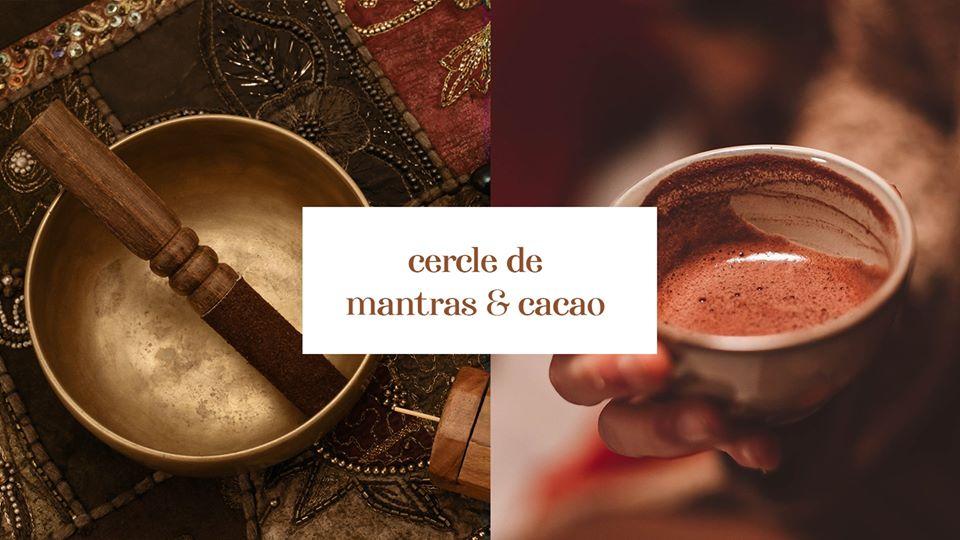 Cercle de mantras et cacao à la Hutte