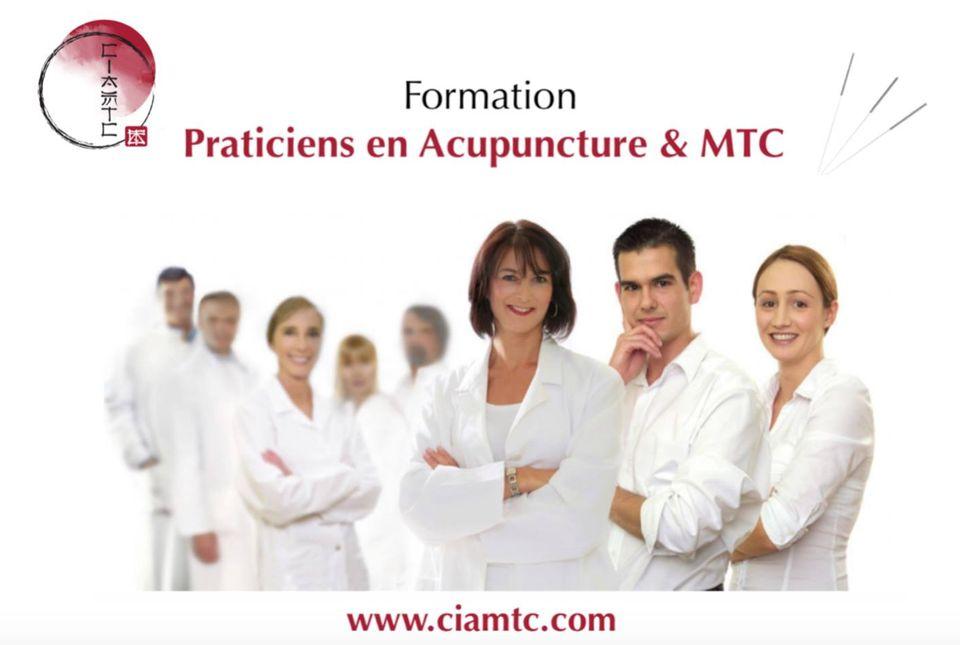 Certification en Acupuncture & Médecine Chinoise 2020/2021