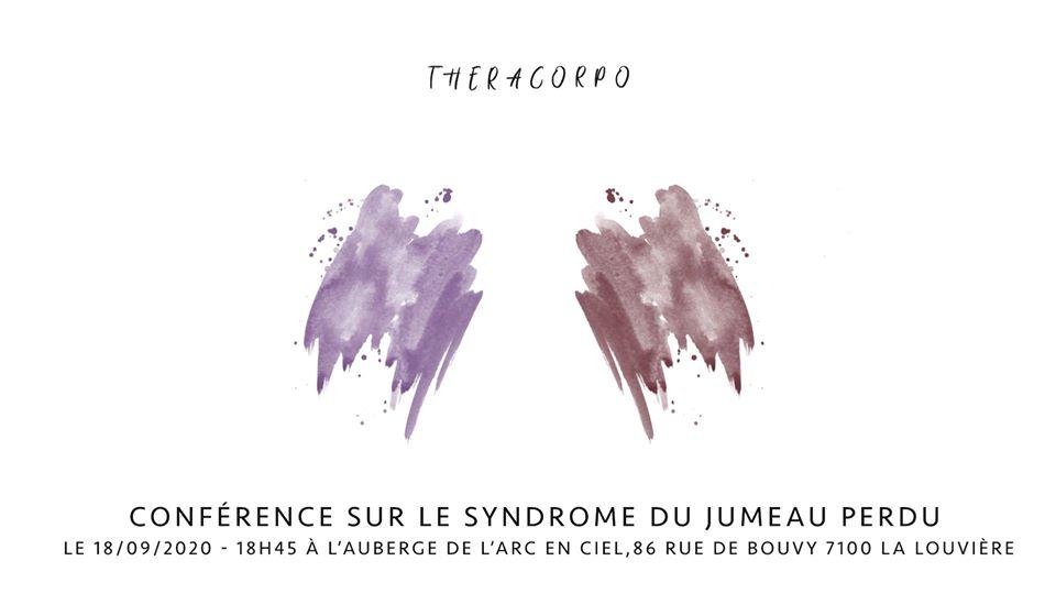 Conférence : Le syndrome du jumeau perdu