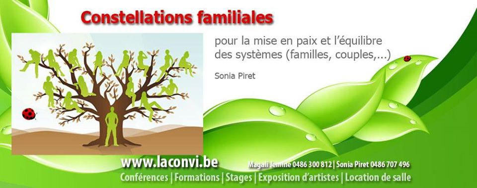 Constellations familiales à 4630 Soumagne