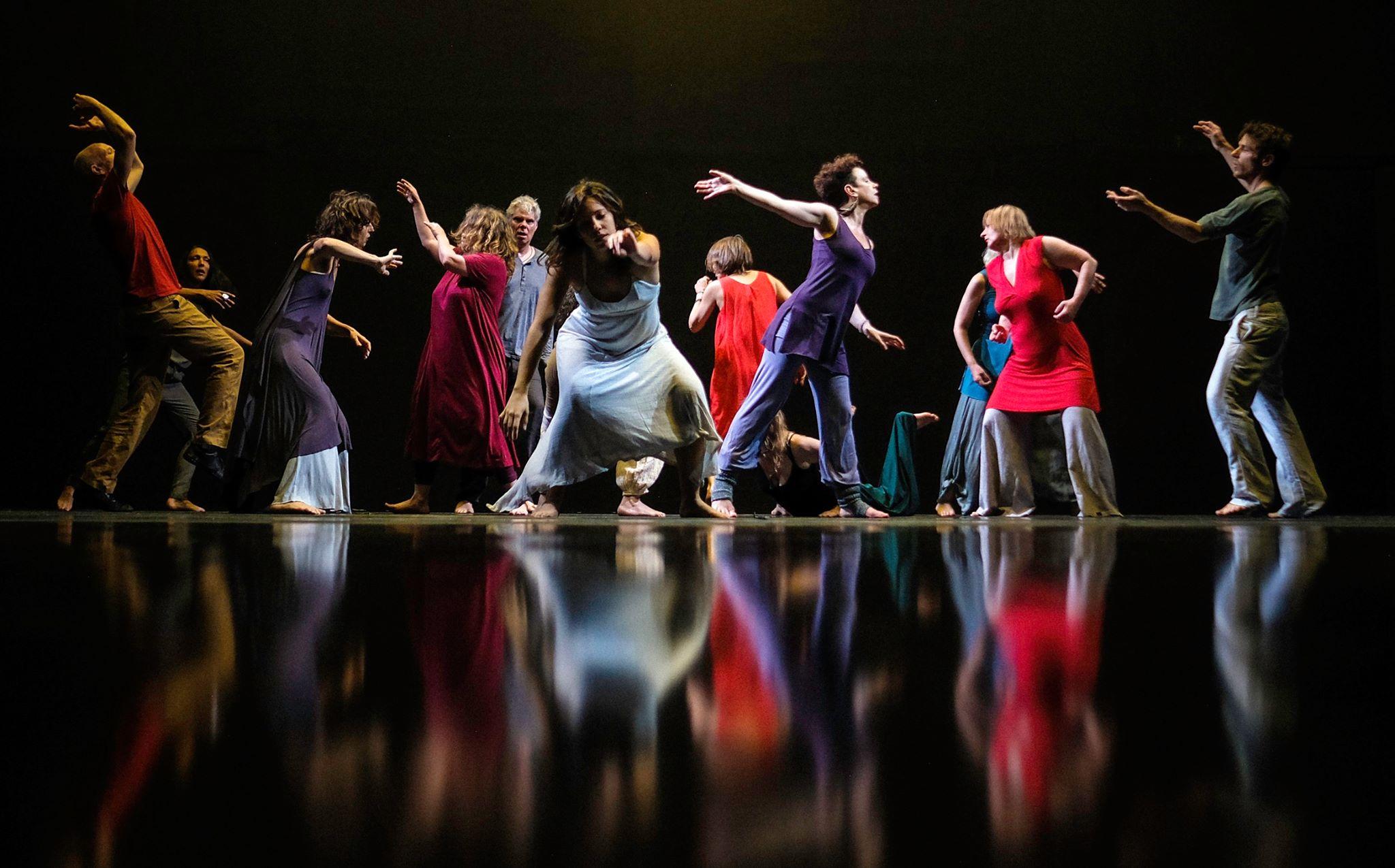 Danse des 5 Rythmes Bruxelles / 5 Rhythms Dance Wave Brussels
