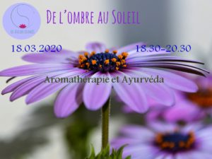 De l'OMbre au Soleil: huiles essentielles et ayurvéda @ L'Herboristerie de Louise | Sint-Gillis | Brussels Hoofdstedelijk Gewest | Belgium