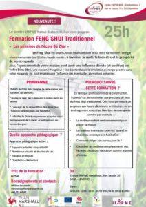 Feng Shui Traditionnel (Module 1) à l'IFAPME de Gembloux @ IFAPME | Gembloux | Wallonie | Belgium