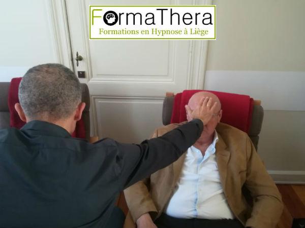 Formation certifiante de base en Hypnose auto-hypnose Ericksonienne à Liège