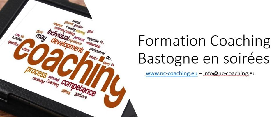 Formation Coach de vie Bastogne Session 2020-2021