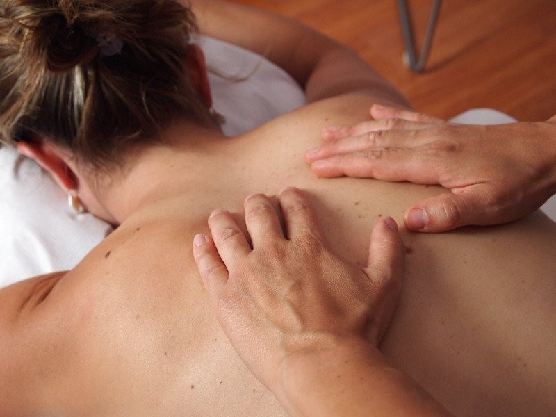 Formation Massage de détente (Californien)