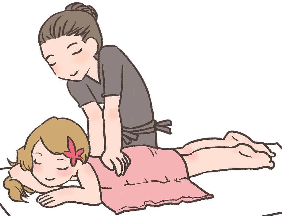 Formation Massage relaxant et harmonisant