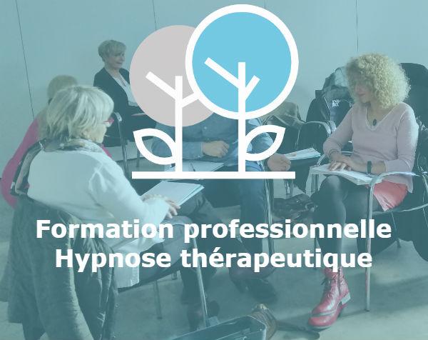 Formation professionnelle Hypnose thérapeutique – Module Bases