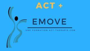 Formations en Thérapie d'acceptation et d'engagement ACT+ EMOVE (Emotions et mouvement) @ Ukkel | Brussels Hoofdstedelijk Gewest | Belgium