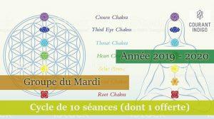 Harmonisation des chakras par la méditation guidée @ Atelier Indigo | Dour | Wallonie | Belgium