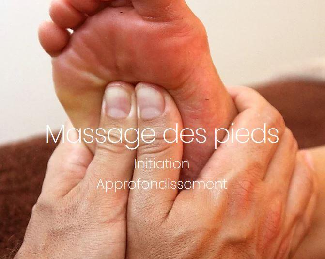 Initiation et approfondissement Massage des pieds