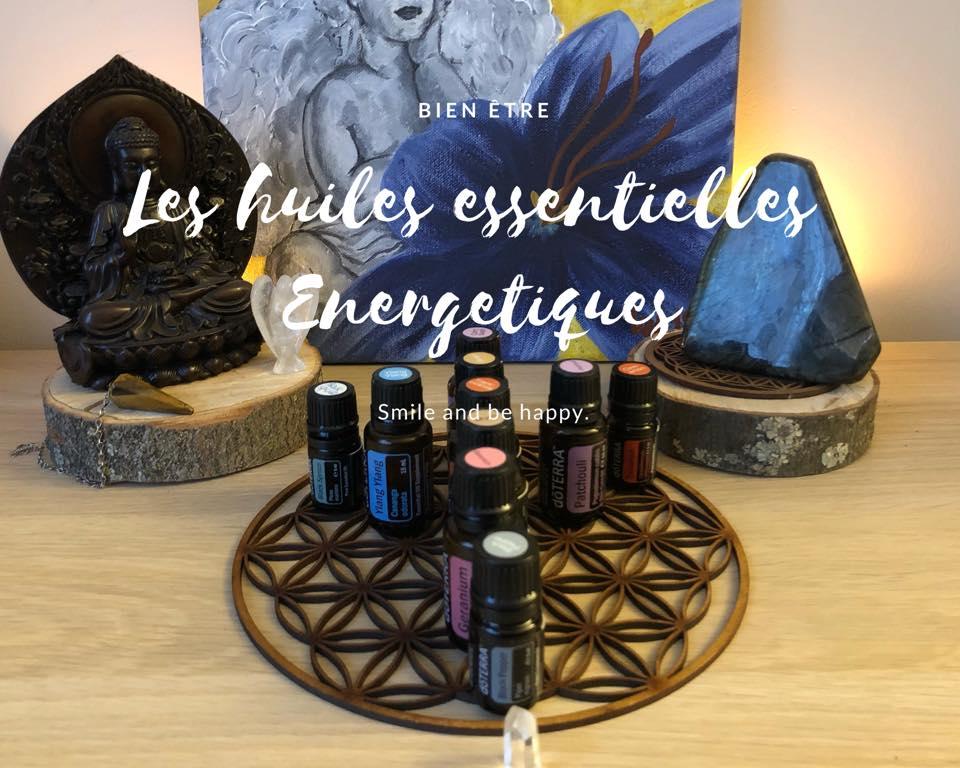 L'aromathérapie énergétique à Clabecq