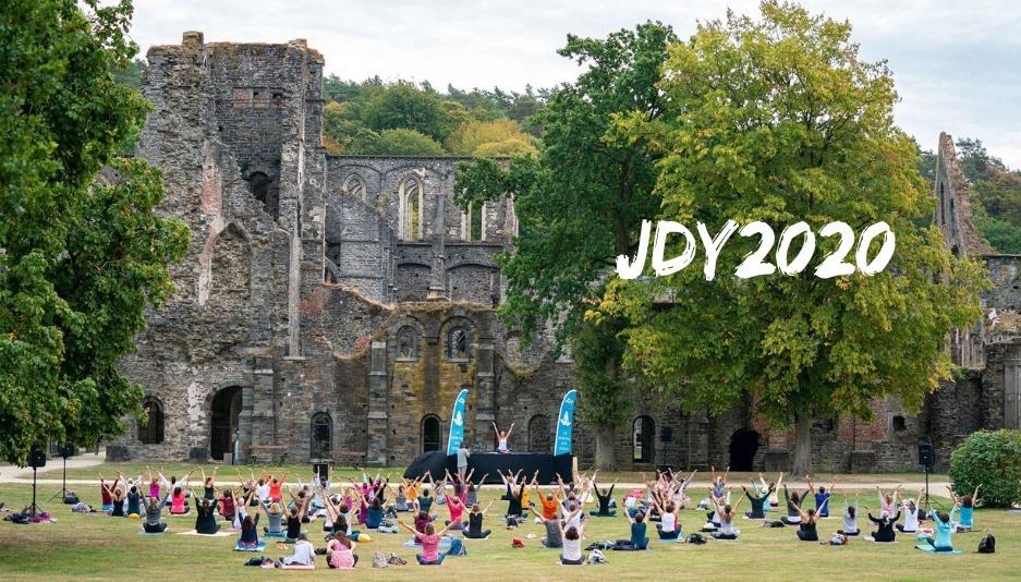 Le Jardin du Yoga 2020 – Abbaye de Villers
