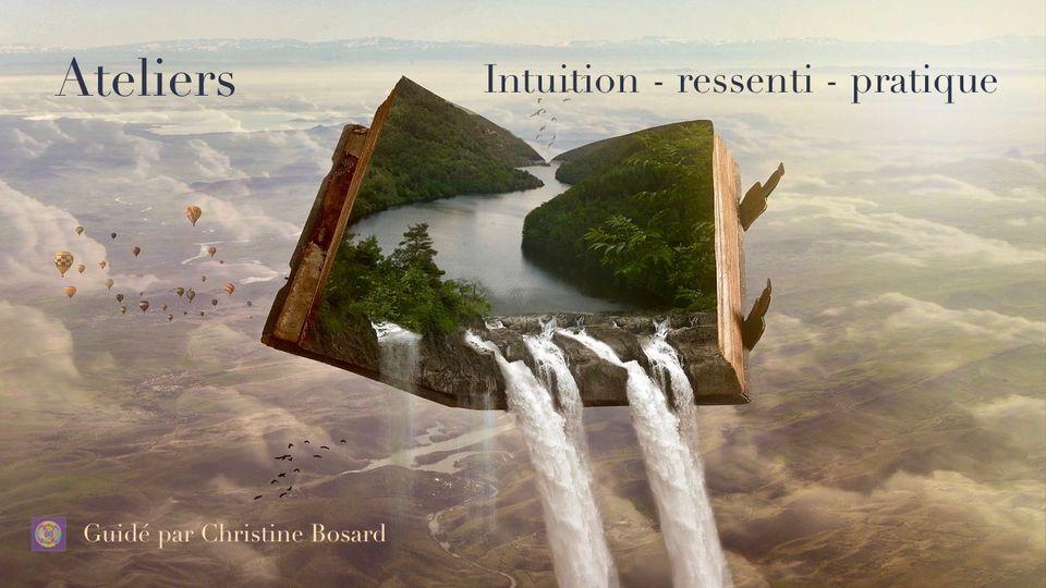 Les ateliers intuition, ressenti et pratique à Trois-Ponts