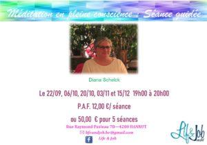 Méditation en pleine conscience: séance guidée @ Hannut | Wallonie | Belgium
