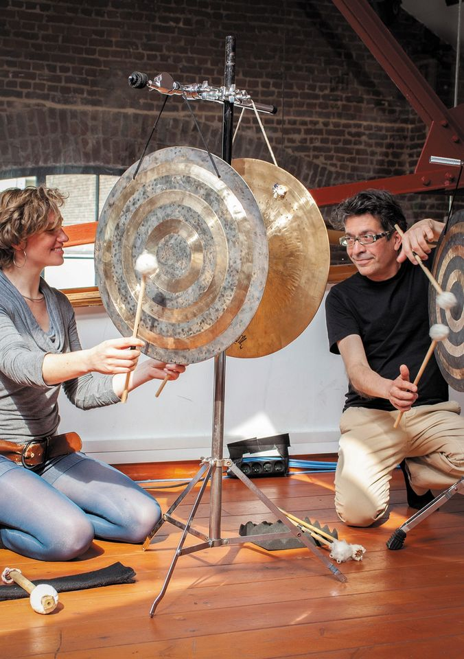 Nap Gong : sieste avec les Gongs Kundalini