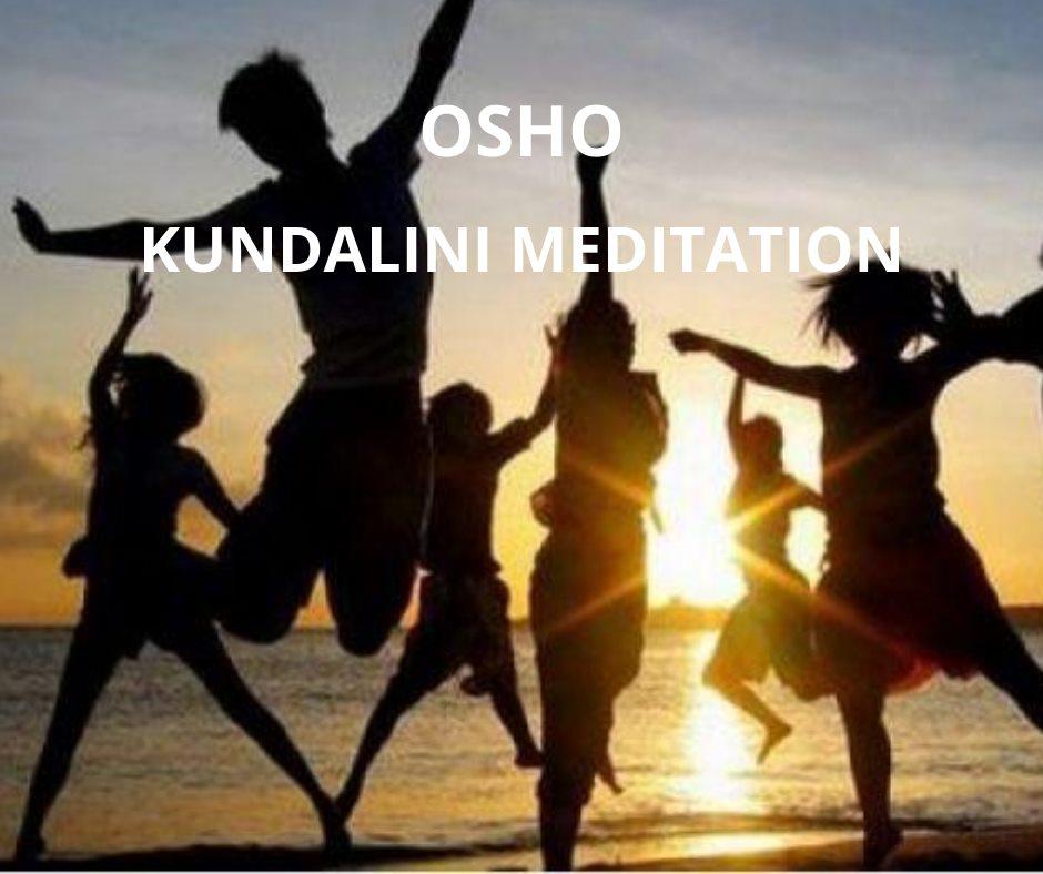 Osho Kundalini Meditation® à 1170 Bruxelles