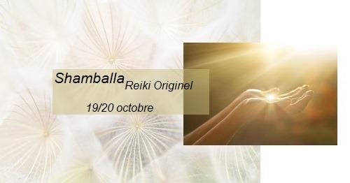 Shamballa Reiki Originel