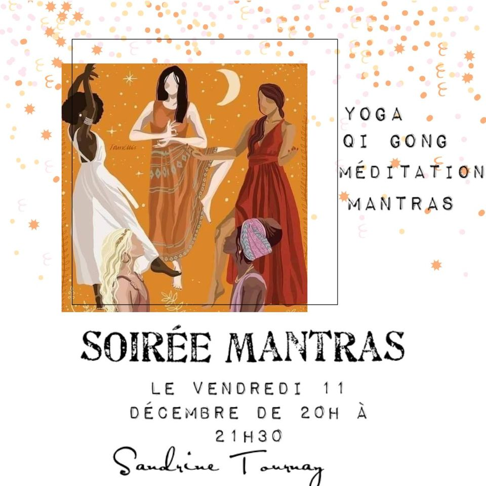 Soirée Mantras et Chants Sacrés à Wanze
