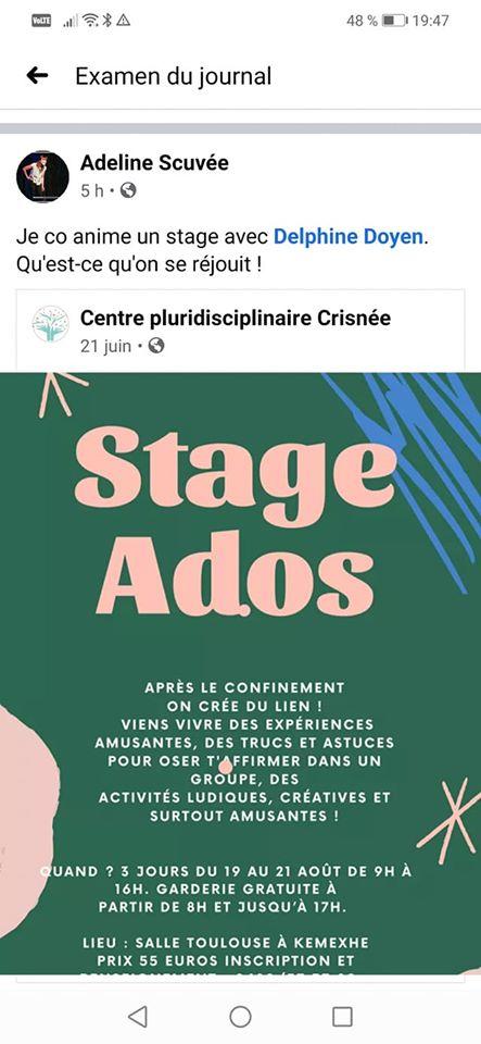 Stage Confiance En Soi Affirmation De Soi