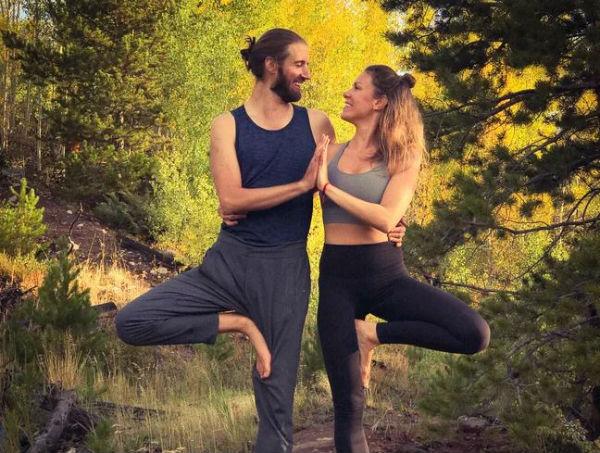 Stage de yin yoga et Jivamukti dans une forêt à Septon-Durbuy, Ardennes