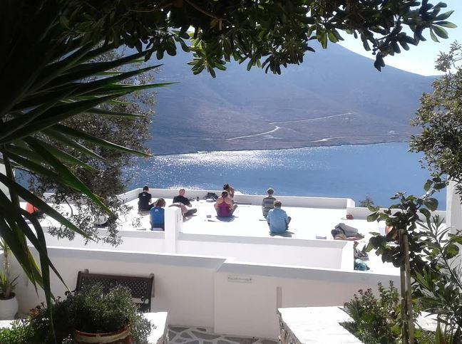Stage de yoga et randonnée à Amorgos (Grèce) 1-8 novembre 2020