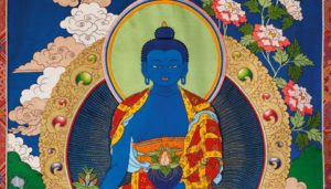 Transmission de pouvoir du Bouddha de guérison : avec Lama Samten