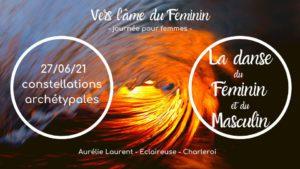 Vers l'âme du Féminin : la danse du Masculin et du Féminin @ Charleroi | Wallonie | Belgium