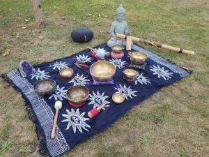 Voyage sonore aux bols tibétains @ Valleo | Jodoigne | Wallonie | Belgium